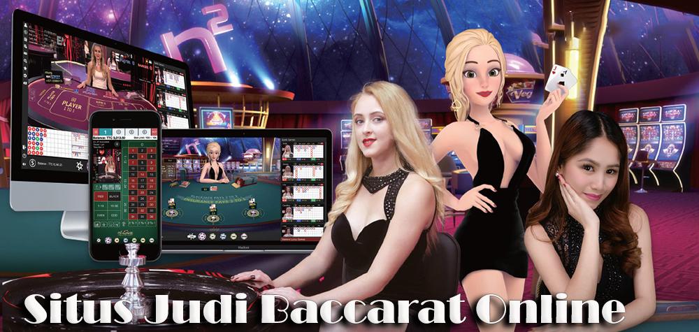 Situs Judi Baccarat Online Terpercaya Resmi Di Indonesia