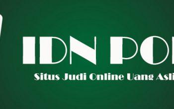 Situs Judi IDN Poker Online Terpercaya Minimal Deposit 10rb